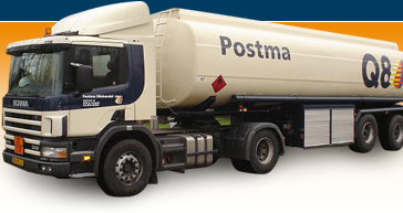 Postma Q8 truck